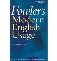 Fowler 3rd ed.