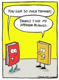 Thin book