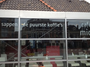 Koffie's?