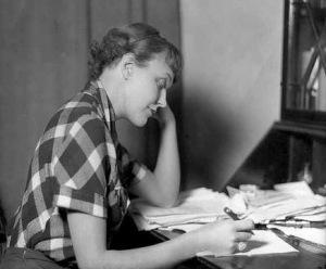 unidentified writer