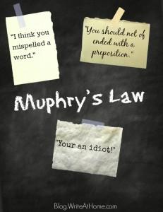 chalkboard Muphry