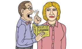 language bully